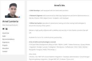 Portfolio for End-to-end Web Development Solutions