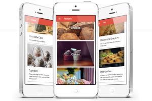 Portfolio for Develop a cross platform mobile app