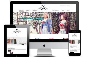 Portfolio for Website, Android and iOS Developer