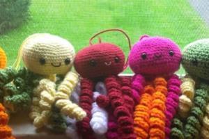 Portfolio for Crochet Pattern Tester