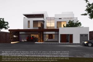 Portfolio for Exterior Design / CGI Rendering