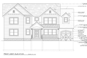 Portfolio for 2D Plans & Elevations Draw and Design