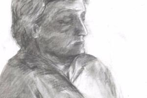 Portfolio for Charcoal drawing