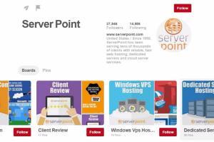 Portfolio for Pinterest Markrting