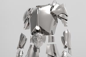 Portfolio for Digital sculpting, 3D Modeling