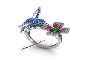 Portfolio for jewelry cad and manual design