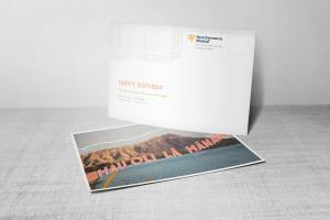 Portfolio for Graphic Designen; logo, print, UI