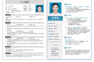 Portfolio for Make your Chinese resume professinally