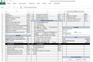 Portfolio for Excel VBA Programmer