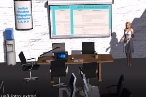 Portfolio for e-learning instructional designer -