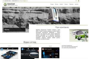 Portfolio for Web projects development