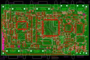 Portfolio for PCB design / layout.