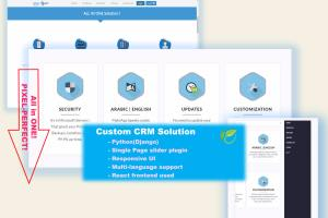 Portfolio for SPA, Responsive Web Development