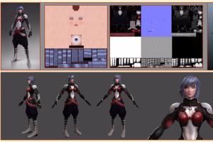 Portfolio for 3D Game Development