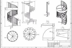 Portfolio for CAD Draftsman 2D & 3D