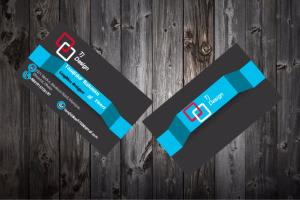 Portfolio for Unique business card design