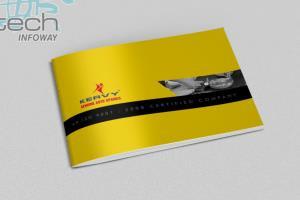 Portfolio for Catalogue Design