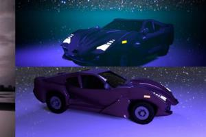 Portfolio for 3d modelling  and animation