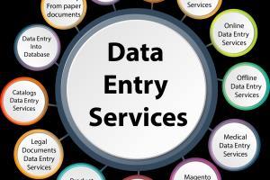 Portfolio for Data entry specialist