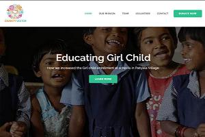 Portfolio for Event/Organization Website
