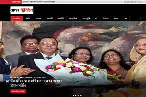 Portfolio for Online Newspaper/Magazine Website