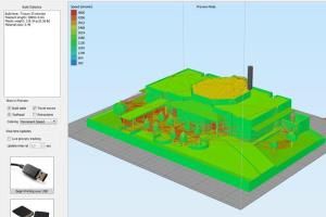 Portfolio for Modeling and prepare to 3d printing