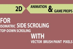 Portfolio for 2D / 3D Animation, Game Artist