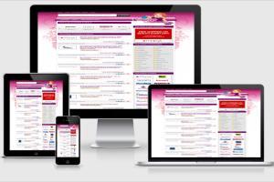 Portfolio for website design and development expert