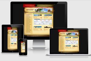 Portfolio for Create interactive web designs