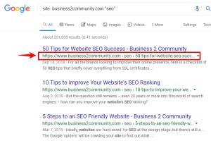 Portfolio for Rank higher on Google with SEO service