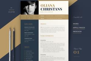 Portfolio for Dynamic CV | Resume design