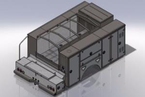 Portfolio for Custom Design & Fabrication, CSWP