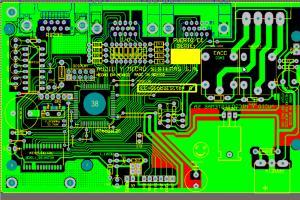 Portfolio for Electronic Design, PCB design.