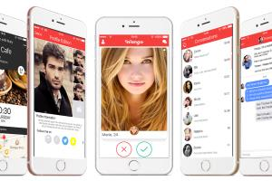 Portfolio for Mobile Dating App Developer