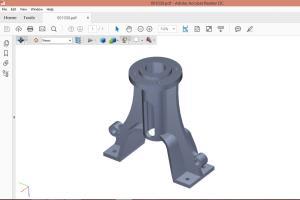 Portfolio for CAD Design in Autodesk Inventor