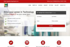 Portfolio for Web Design, Website Design