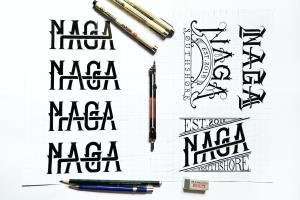 Portfolio for graphic desginer