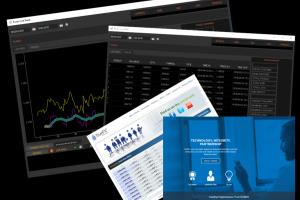 Portfolio for Machine Learning Forex Trading Software