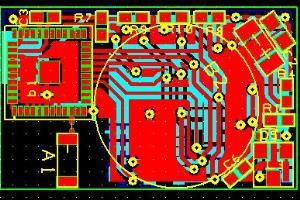 Portfolio for PCB & Electric Circuits Design Engineer