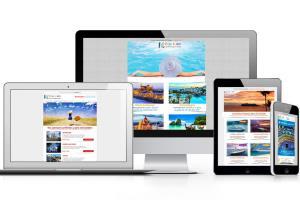 Portfolio for PSD to responsive email template / News