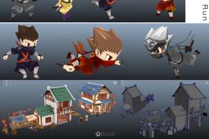 Portfolio for Game Art | Game Design