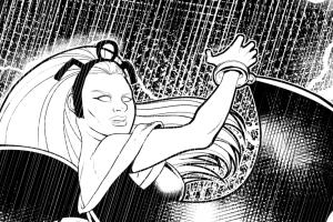 Portfolio for Comic Book Art