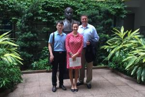 Portfolio for English-Mandarin Chinese interpreter
