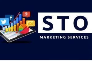 Portfolio for ICO & STO Token marketing and promotion