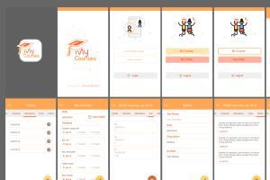 Portfolio for graphic designer and 3d designer