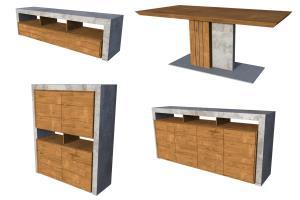 Portfolio for Furniture Design and Visualization