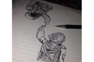 Portfolio for Tattoo and Ink Designs