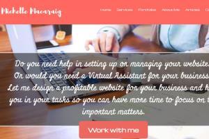 Portfolio for Website Creation, Design, and Management