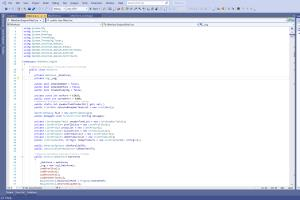 Portfolio for Desktop App Development - C++, C#
