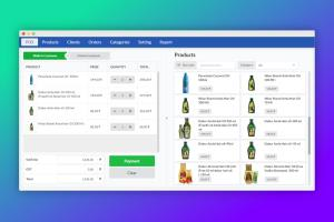 Portfolio for Commerce & management tools developer